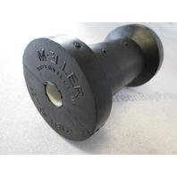 Moeller 5 & 3 Inch Boat Trailer Rubber Spool Roller