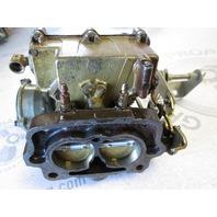 0980532 OMC Stringer GM Chevy 6 Cyl Stern Drive Carburetor Carb