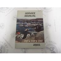 7730258-6 Volvo Penta Service Manual 2001-2003 Diesel 1985