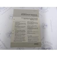 7732286-5 Volvo Penta Marine Engine 5333 Workshop Manual Supplement