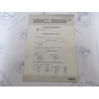 7733237-7 Volvo Penta DP Propeller Installation Instructions