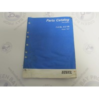 "7748060-6 1994 Volvo Penta Parts Catalog ""MD"" 7.4 & 8.2 GL"
