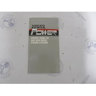 7796404-7 Volvo Penta Pocket Guide to Gas & Diesel Power Systems