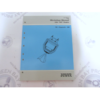 "7796431-0 1994 Volvo Penta Service Workshop Manual ""MD"" Model TBI Diagnostic GM"