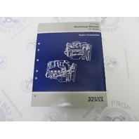 """7797361-8 97 Volvo Penta Engine Components Service Workshop Manual """"LK"""" Models"""
