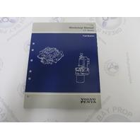 """7797363-4 1997 Volvo Penta Fuel System Service Workshop Manual """"LK"""" Models"""