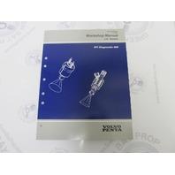 """1997 Volvo Penta EFI Diagnostic GM Service Workshop Manual """"LK"""" Models"""