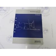 "7797365-9 1997 Volvo Penta PJX Water Jet Service Workshop Manual ""LK"" Models"