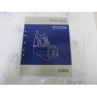 "1997 Volvo Penta DPX-S Drive Unit & Xact Steering Workshop Manual ""LK"" Models"