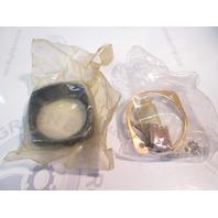 78665A1 Mercury Mercruiser Sunshade Bezel Kit for Squared Small Gauge