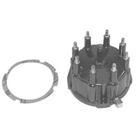 805759T1 QUICKSILVER DISTRIBUTOR CAP-GM V8 w/Thunderbolt IV & V HEI Ignitions