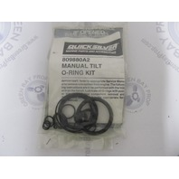 25-809880A2 Mercury Mariner 30-90 HP Outboard Manual Tilt O-Ring Kit