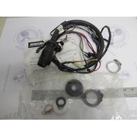 84-812475A3 812475A Mercury Mercruiser Instrument Cluster Harness w/ Key Switch