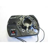 824018 1 Mercury Commander 3000 Remote Control Handle Bezel & Stop Switch