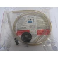 91-827497A1 Quicksilver Marine Fuel Tank Blow Start Siphon Hose Kit