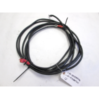 84-88439A46 Mercury Mariner Outboard 12' Positive & Negative Battery Cable