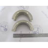 23-85719 818472 Mercruiser Crankshaft Rear Main Bearing Set .020 U.S.