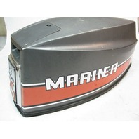 2168-8587M Mariner 25 Hp Outboard Top Cowl Engine Cap 9368M 9387M