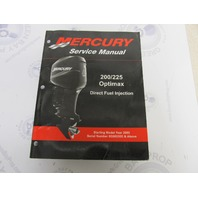 90-859769R03 Mercury Mariner Outboard Service Manual 200 225 Optimax DFI