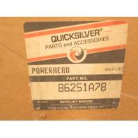 86251A78 NEW Complete Mercury 1150 6 Cyl Powerhead 115HP 1973-1977