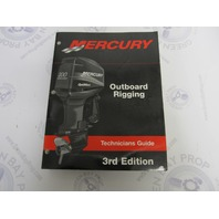 90-881033R2 Mercury Outboard Rigging Technicians Guide Manual 3rd Edition