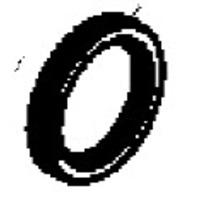 26-888483 Mercury Mariner Verado 4-Stroke Outboard Prop Shaft Oil Seal