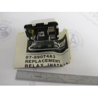 87-89074A3 89074A2 Relay Assy for Mercury Mercruiser Marine Engines