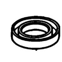26-898101123 Crankshaft Lower Oil Seal Mercury Mariner 25-30 EFI 4-stroke