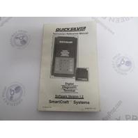 90-881204-2 Technician Reference Manual SmartCraft 1.2 Digital Diagnostic Terminal
