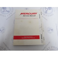 90-FOB1565 Mercury Chrysler Force Outboard Service Manual 70-150 HP 1965-1979