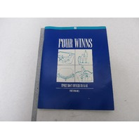 090-0025  1993-1994 Four Winns Sport Boat Owner's Manual