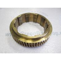 0308806 OMC Stringer Intermediate Housing Tilt Worm Wheel 308806
