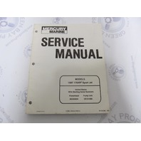 90-852396 Mercury Mariner Outboard Service Manual 175XR2 Sport Jet 1997