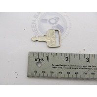 90890-55839 Yamaha Outboard Ignition Key 470