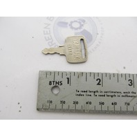 90890-55901 Yamaha Outboard Ignition Key 111