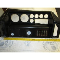 1989 Bayliner Capri Boat Dash Panel (121214-4))