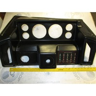 1988 Bayliner Capri Boat Dash Panel (121214-6)