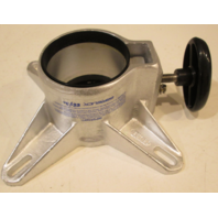 """99023 Garelick 4 Prong 360 Degree Swivel for 2 7/8"""" Smooth  Or Ribbed Pedestal"""