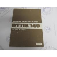 99500-94502-01E Suzuki Outboard Service Manual for DT115/140