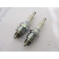 BPR7HS 6422 NGK Spark Plug Set of 2 for Outboard Engines