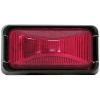 E152BKR Anderson Boat Trailer Red Sealed Clearance Side Marker Light Kit