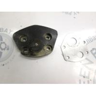 0908499 OMC Stringer Hinge Pivot Flushing Cap Cover & Plate