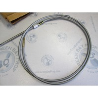 11110A12 Mercury Quicksilver Ride Guide Steering Cable 12 Ft 6 inch