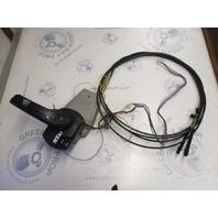 Mercury Quicksilver 3000 Series Remote Control Tilt Trim & 13' Cables