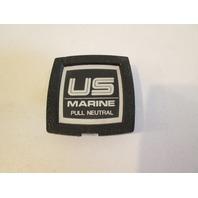 Bayliner Capri U.S. Marine Boat Remote Control Handle Base Pull Neutral Insert