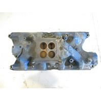 D1JE-9425-AA OMC Stringer Stern Drive Ford V8 Intake Manifold 4 Barrel