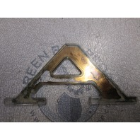 Maxum Gold Letter A Logo Decal for 1990s Maxum 2000SR