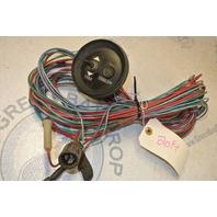 Mercruiser Stern Drive 20 Ft Trim & Tilt Wire Harness & Switch