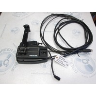mercury outboard quicksilver side mount remote throttle cables ebay