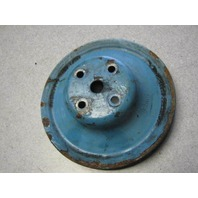 OMC Chevy V8 2 Belt 7 Inch Water Pump Pulley 3927796AE
